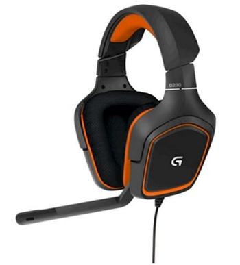 logitech-g231 headset-software
