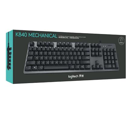 logitech-k840-drivers