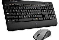 Logitech MK520R Software