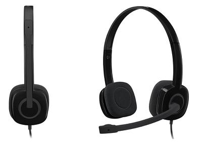 logitech-h151 headset-software