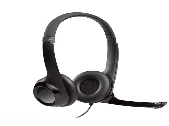 logitech-h390 headset-software