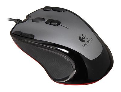 Logitech G300-software