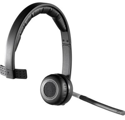 logitech-h820e mono headset-software