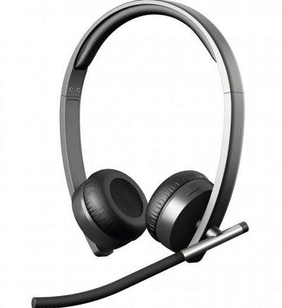 logitech-h820e dual headset-software